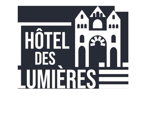 Hôtel des Lumières – Le Puy-en-Velay – Spectacle Lumières Logo